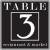 Table 3 Gluten Free