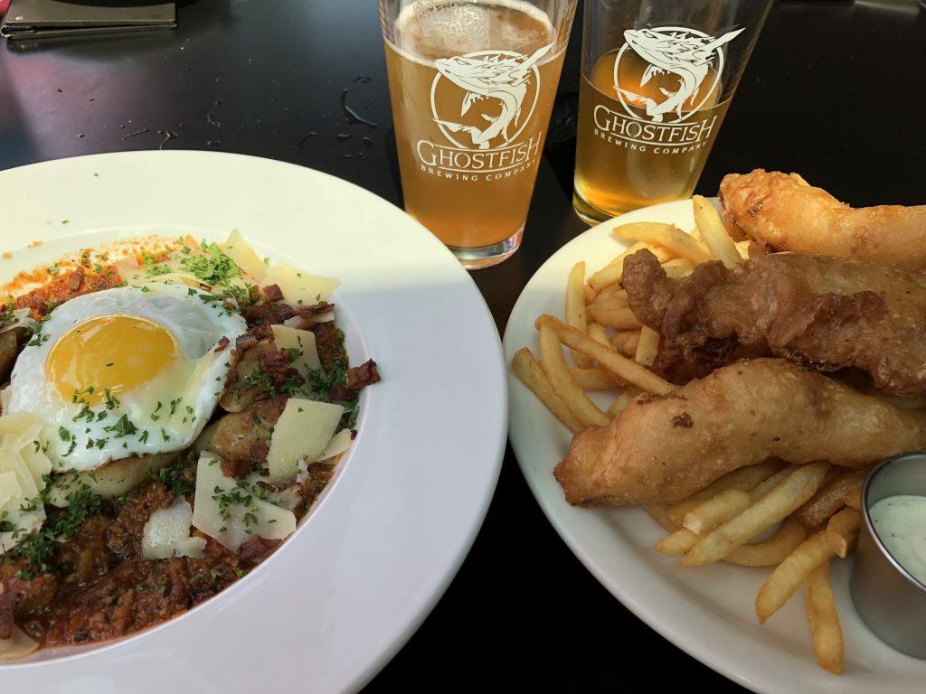 GhostFish Brewing Company Gluten Free Food